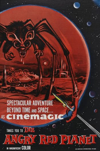 Film The Angry Red Planet online