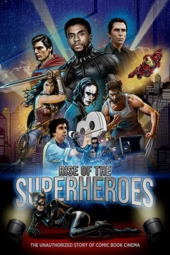 Film Rise of the Superheroes online