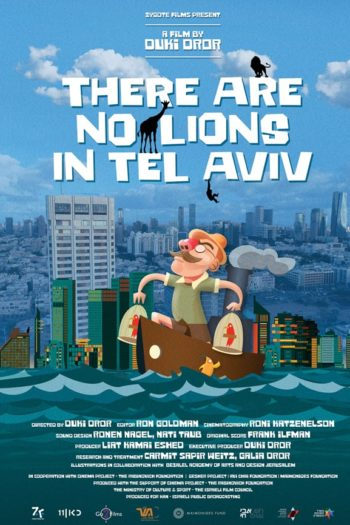 Film There are no Lions in Tel Aviv online
