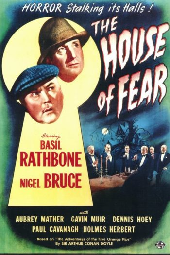 Film The House of Fear online