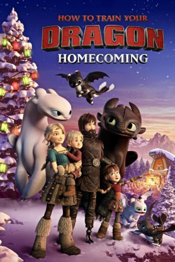 Gdzie obejrzeć film How to Train Your Dragon: Homecoming online