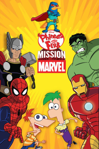 Film Phineas and Ferb: Mission Marvel online
